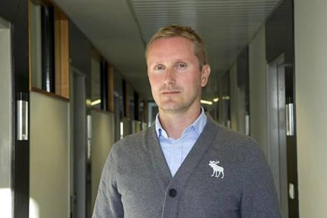 Vaasan yliopiston rahoituksen ja laskentatoimen professori Sami Vähämaa.