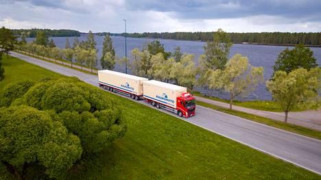 Kuljetusliike Y. Auramaa Oy siirtyi käyttämään Netvisorin taloushallinto-ohjelmistoa sen selkeiden konsernitoimintojen ja erinomaisen asiakaspalvelun ansiosta.
