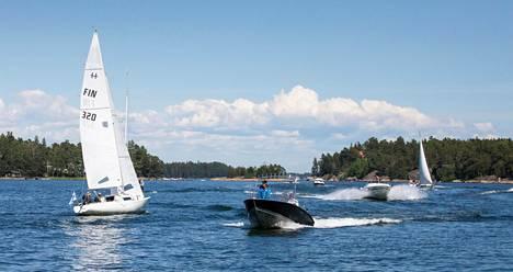 Ahti-palvelussa kokeillaan myös venepaikkojen vuokraamista.