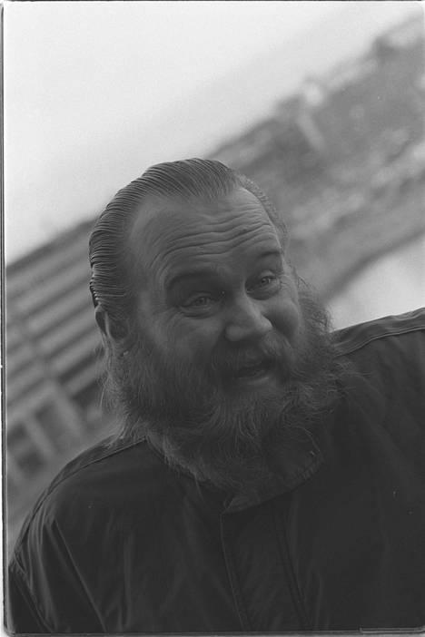 Gösta Sundqvist vuonna 2003.
