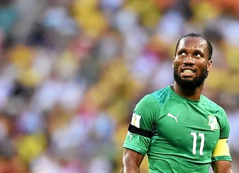 Dider Drogba lopettaa Norsunluurannikon maajoukkueessa.