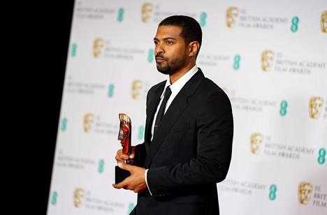 Clarke sai Bafta-palkinnon työstään elokuva-alan hyväksi 10. huhtikuuta.