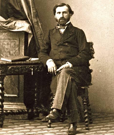 Giuseppe Verdin syntymästä on kulunut 200 vuotta. Italialainen säveltäjä kuoli 87-vuotiaana vuonna 1901.