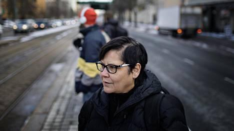 Asuinalueen valinnassa Jaana Ylitalolle tärkeintä oli mutkaton matkanteko. Lentopallojoukkueen joukkuejohtajana toimiva Ylitalo kulkee säännöllisesti keskustan, Töölön Kisahallin ja Meilahden välillä.