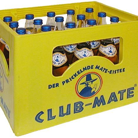 Club-Mate nousi Saksassa jo 1990-luvulla muotijuomaksi samoissa porukoissa, joihin juurtuivat myös energiajuomat.