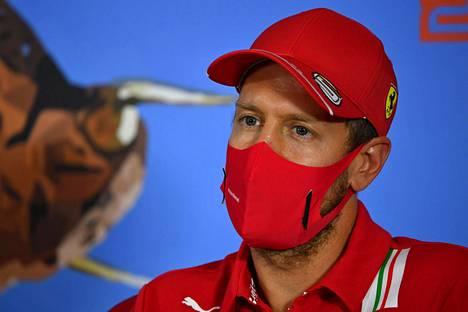 Sebastian Vettel on syvästi pettynyt Ferrari-pestinsä päättymiseen.