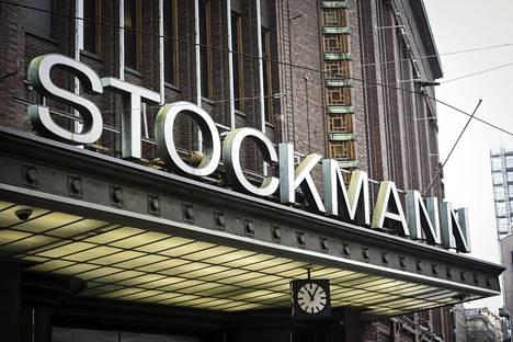 Stockmannin Helsingin-tavaratalo.