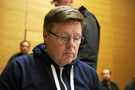 Helsingin huumepoliisin päällikkö Jari Aarnio vangittiin perjantaina.