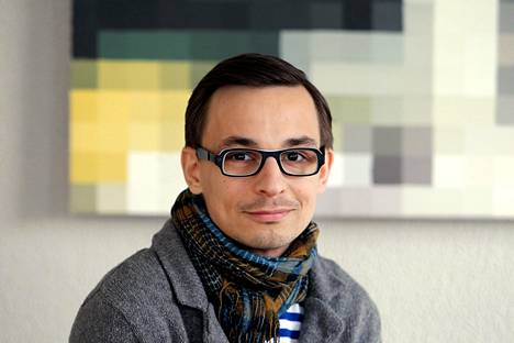 Kulttuurin ja vapaa-ajan toimialajohtaja Tommi Laitio.