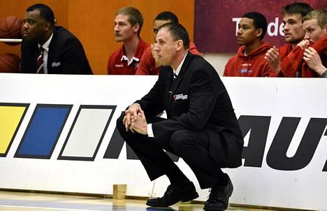 Greg Gibson sai uuden vahvistuksen joukkueeseensa.