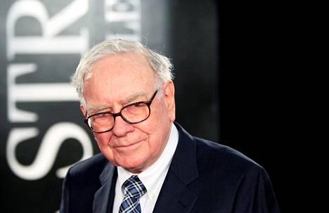 Warren Buffettin sijoitusten arvosta hupeni viikossa yli yhdeksän miljardia euroa.