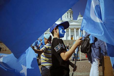 Uiguurit