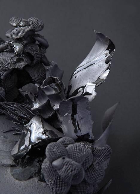 Veera Kulju: Forever Forest (yksityiskohta), 2018.