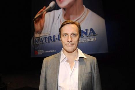 Kari Arffman esiintyi Helsingin kaupunginteatterin Katri Helena -musikaalissa vuonna 2013.