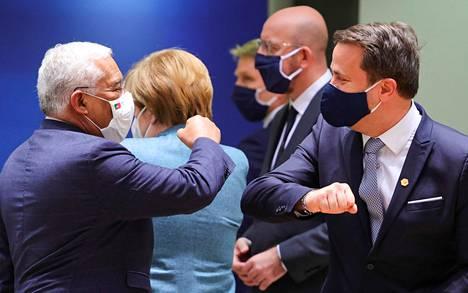 EU-maiden johtajat ovat tällä viikolla kokoontuneet huippukokoukseen.