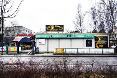 Ihmiskaupan uhri työskenteli pitseria Mamma Miassa Vantaan Jokiniemessä.