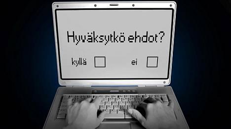 Suomalaiset pitävät viranomaisia huomattavasti luottevampia henkilötietojen käsittelijöitä kuin yrityksiä.