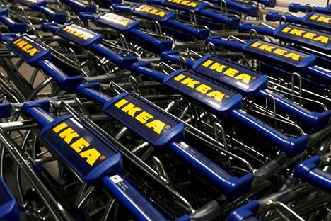 Ikea kertoi tiistaina tehneensä ensimmäisen investointinsa aurinkoenergiaan Venäjällä.