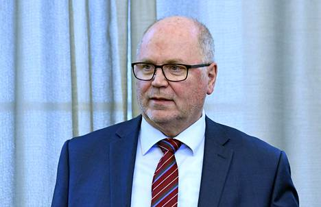 Sdp:n Eero Heinäluoma sai eurovaalien suurimman äänipotin.