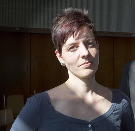 Vantaan nuorisopalveluiden johtaja Riikka Åstrand oli vihreiden kaupunginvaltuutettu ennen virkauraansa.