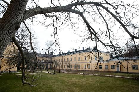 Kaupunki järjesti Lapinlahden sairaalarakennusten ja niitä ympäröivien nykyisten puistoalueiden tulevaisuudesta ideakilpailun.