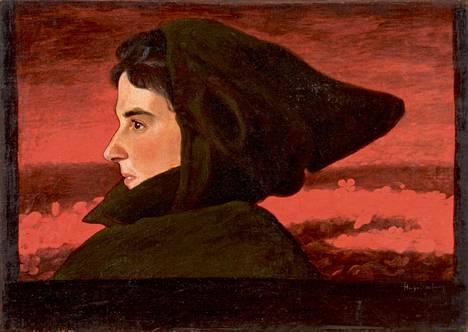 Hugo Simberg: Unikko, 1896.