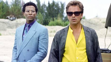 Alkuperäisen Miami Vicen pääosissa nähtiin Don Johnson ja Philip Michael Thomas.
