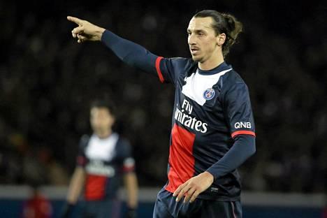 Zlatan Ibrahimovic on taas kohahduttanut puheillaan.