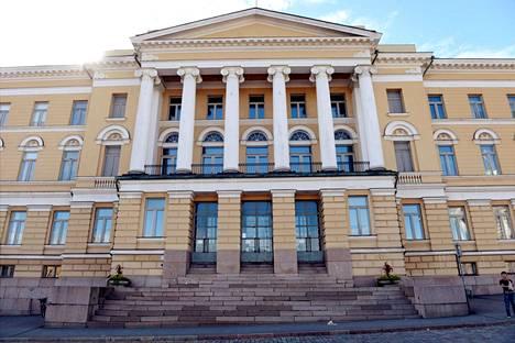 Helsingin yliopistossa on lakko keskiviikkona.