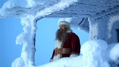 Joulutarina-elokuvan pääosassa on Hannu-Pekka Björkman.