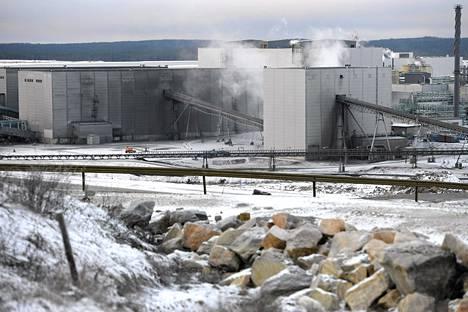 Työntekijä kuoli Talvivaaran kaivosalueella maaliskuussa.