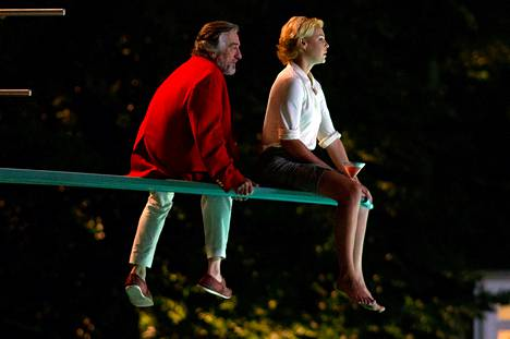 Robert de Niro on isä ja Katherine Heigl tytär romanttisessa komediassa.