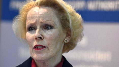 Finanssivalvonnan johtaja Anneli Tuominen vakuutti tiistaina, että työeläkeyhtiöiden valvontaan suhtaudutaan vakavasti, koska ne ovat osa sosiaalivakuutusta.