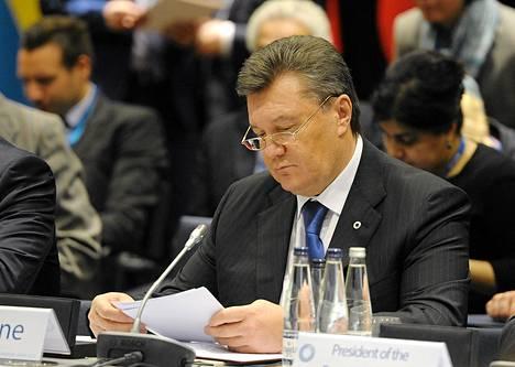 Viktor Janukovytš