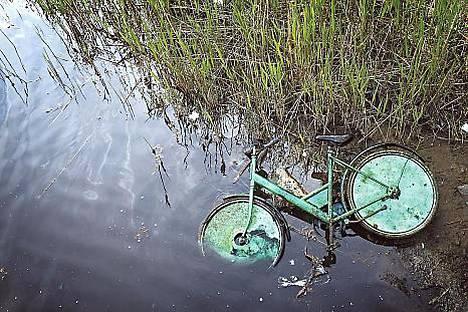 Vandaalit rikkovat kaupunkipyöriä ajokelvottomaan kuntoon