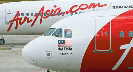 Malesialainen lentoyhtiö Airasia lentää yksinomaan Airbus A320 -matkustajakoneilla.
