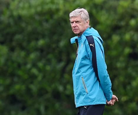 Arsenalin manageri Arsène Wenger on tänään tiistaina totisen paikan edessä, kun hänen joukkueensa kohtaa Mestarien liigassa Bayern Münchenin.