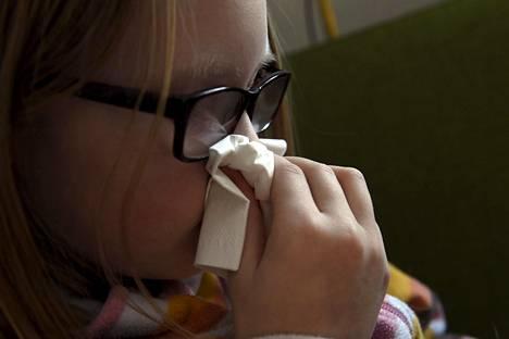 Kesken päivän ilmaantuva hengitystieoire tarkoittaa sitä, että lapsi on haettava välittömästi pois päiväkodista.