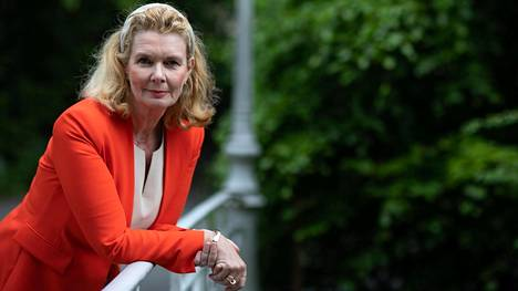Sanna Suvanto-Harsaaen, 53, koti sijaitsee Tanskassa Kööpenhaminassa. HS haastatteli häntä puhelimitse.