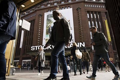 Stockmann pyrkii säästämään 40 miljoonaa euroa seuraavan kahden vuoden aikana.