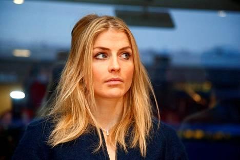 Norjalaishiihtäjä Therese Johaug.