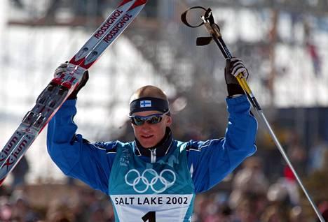 Sport Fund -hallituksen jäsen Samppa Lajunen voitti Salt Lake Cityn olympialaisissa peräti kolme kultaa.
