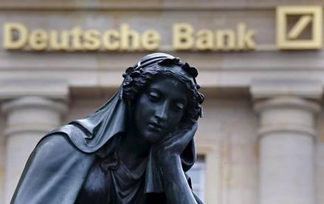 Deutsche Bank Frankfurtissa