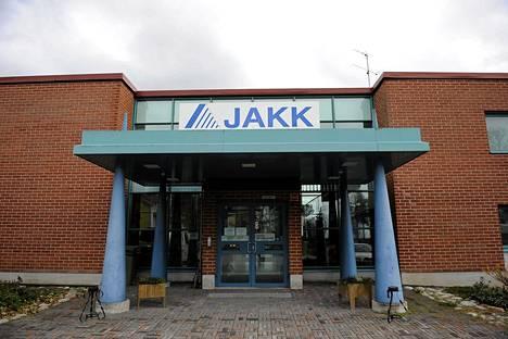 JAKK -aikuiskoulutuskeskus Jalasjärvellä.
