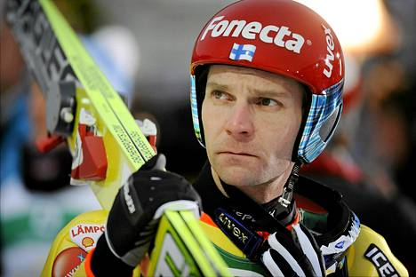 Janne Ahonen aikoo palata.