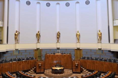 Tiedustelulakien käsittelyprosessi eduskunnassa on ollut monipolvinen.