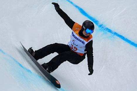 Matti Suur-Hamari on tuonut Suomen toistaiseksi ainoan kullan Pyeongchangin paralympialaisissa.