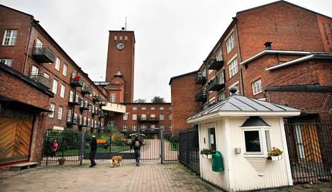 Littoisten vanhan verkatehtaan rakennuksista vanhimmat ovat 1800-luvulta. Tehtaan toiminta loppui vuonna 1968.