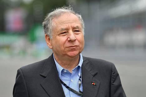 Jean Todt vieraili viime viikonloppuna Monzan varikolla.