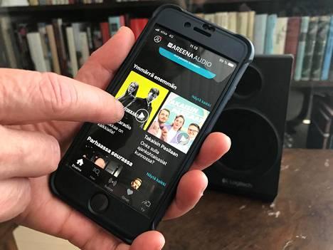 Yle on siirtämässä osan radiokanavien tarjonnasta Areenaan podcast-ohjelmiksi. Jo nykyään esimerkiksi Politiikkaradio-podcast on tarjolla Areenassa.